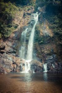 Тайланд Thailand водопад